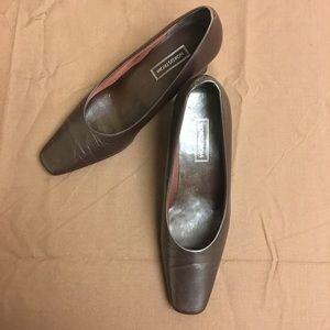 Nordstrom Brown Heels, 5M